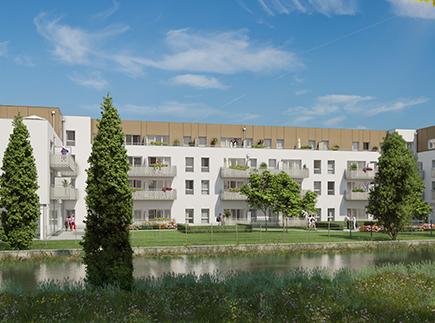 Résidences avec Services - 68920 - Wintzenheim - Résidence avec Services Les Girandières