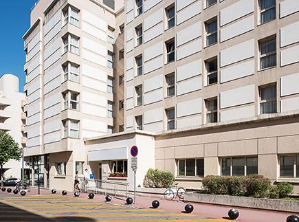 Etablissement d'Hébergement pour Personnes Agées Dépendantes - 69003 - Lyon 03 - Korian Les Annabelles
