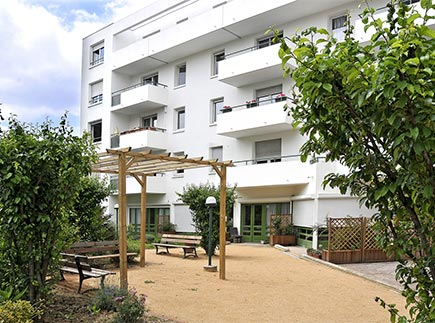 Résidences avec Services - 69003 - Lyon 03 - Les Jardins d'Arcadie Lyon
