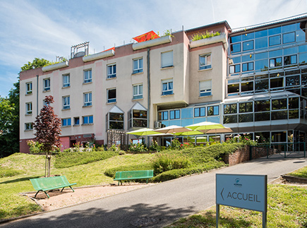 Etablissement d'Hébergement pour Personnes Agées Dépendantes - 69004 - Lyon 04 - Korian Le Clos d'Ypres
