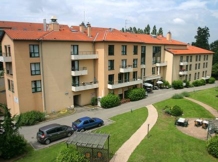 Etablissement d'Hébergement pour Personnes Agées Dépendantes - 69005 - Lyon 05 - EHPAD Résidence La Favorite