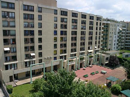 Etablissement d'Hébergement pour Personnes Agées Dépendantes - 69007 - Lyon 07 - EHPAD Résidence Gambetta