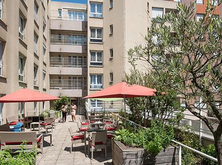 Etablissement d'Hébergement pour Personnes Agées Dépendantes - 69007 - Lyon 07 - Korian Les Terrasses de Blandan