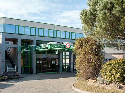 Centre de Soins de Suite - Réadaptation - 69280 - Marcy-l'Étoile - Clinique de Soins de Suite et de Réadaptation - IRIS