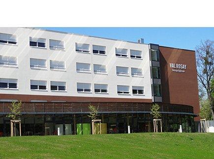 Centre de Soins de Suite - Réadaptation - 69370 - Saint-Didier-au-Mont-d'Or - SSR Val Rosay
