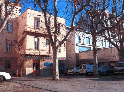 Etablissement et Service d'Aide par le Travail - 69100 - Villeurbanne - Centre Galliéni