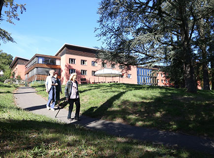Etablissement d'Hébergement pour Personnes Agées Dépendantes - 69340 - Francheville - EHPAD Le Gareizin (Groupe ACPPA)