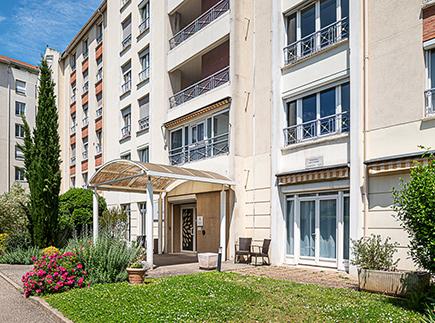 Etablissement d'Hébergement pour Personnes Agées Dépendantes - 69008 - Lyon 08 - Korian Saison Dorée