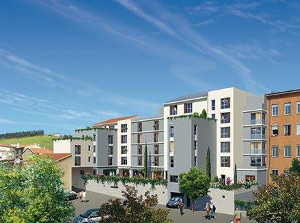 Résidences avec Services - 69170 - Tarare - Résidence Villavie Les Monts Dorés