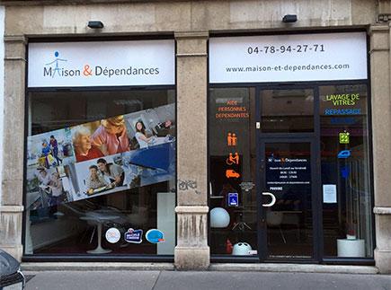 Services d'Aide et de Maintien à Domicile - 69006 - Lyon 06 - Maison et Dépendances