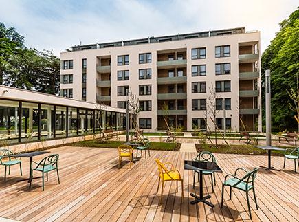 Résidences avec Services - 69400 - Villefranche-sur-Saône - Les Jardins d'Arcadie Villefranche-sur-Saône