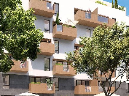 Résidences avec Services - 69007 - Lyon 07 - Résidence Services Seniors Berthelot - Bord de Rhône Cogedim Club®