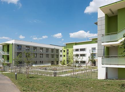 Centre de Soins de Suite - Réadaptation - 69110 - Sainte-Foy-lès-Lyon - Korian - Clinique Le Balcon Lyonnais
