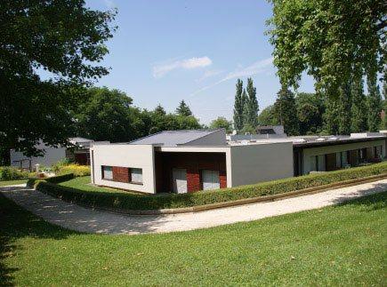 Etablissement d'Hébergement pour Personnes Agées Dépendantes - 70140 - Pesmes - EHPAD Saint-Hilaire