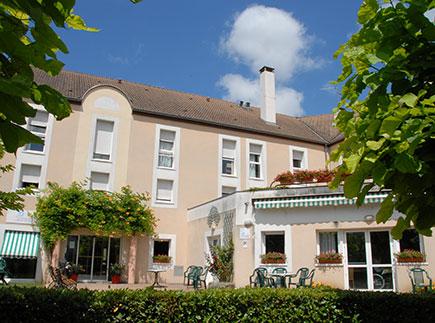 Etablissement d'Hébergement pour Personnes Agées Dépendantes - 71100 - Chalon-sur-Saône - Korian Bel'Saône