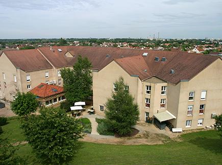 Etablissement d'Hébergement pour Personnes Agées Dépendantes - 71880 - Châtenoy-le-Royal - EHPAD Résidence Les Amaltides