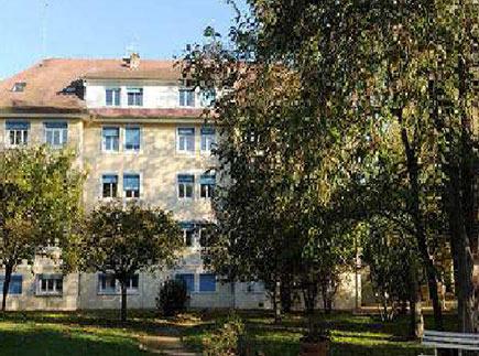 Centre de Soins de Suite - Réadaptation - 71500 - Louhans - Clinique du Val de Seille (Générale de Santé)