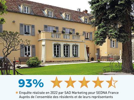 Etablissement d'Hébergement pour Personnes Agées Dépendantes - 71640 - Mellecey - Résidence Notre-Dame de Marloux