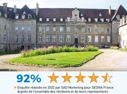 Etablissement d'Hébergement pour Personnes Agées Dépendantes - 71400 - Autun - EHPAD Résidence Saint-Antoine