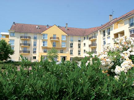 Etablissement d'Hébergement pour Personnes Agées Dépendantes - 71100 - Chalon-sur-Saône - Korian La Villa Papyri