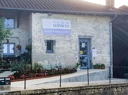 Services d'Aide et de Maintien à Domicile - 71480 - Varennes-Saint-Sauveur - Fleur de  Vie Services
