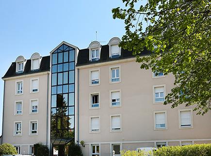 Etablissement d'Hébergement pour Personnes Agées Dépendantes - 72400 - La Ferté-Bernard - Colisée - Résidence Le Foulon