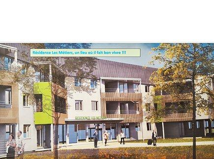 Résidence Autonomie - 72430 - Noyen-sur-Sarthe - Résidence Les Métiers, Résidence Autonomie