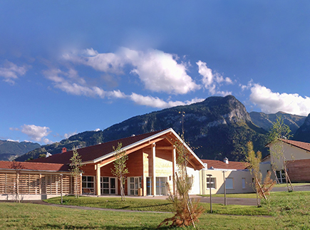 Maison de Retraite Non Médicalisée - 74950 - Scionzier - Domaine Résidentiel Les Edelweiss