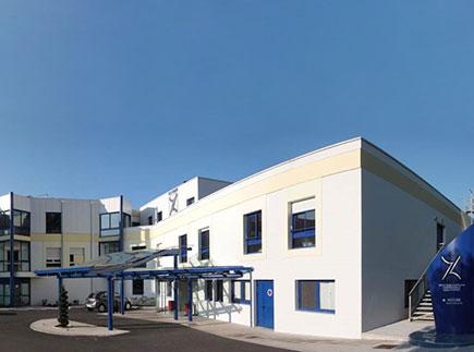 Centre de Rééducation et Réadaptation Fonctionnelle - 73100 - Aix-les-Bains - Centre de Réadaptation Fonctionnelle et de Soins Gustav Zander