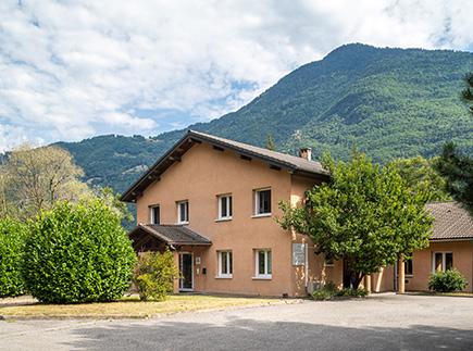 Etablissement d'Hébergement pour Personnes Agées Dépendantes - 73540 - Esserts-Blay - Korian Home du Vernay