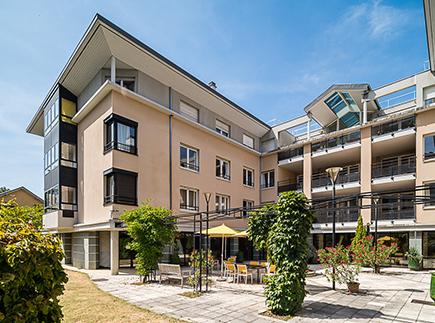 Etablissement d'Hébergement pour Personnes Agées Dépendantes - 73000 - Chambéry - Korian Fontaine Saint-Martin