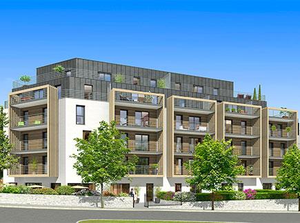 Résidences avec Services - 73000 - Chambéry - Résidence Services Seniors ARPITANIA Cogedim Club®
