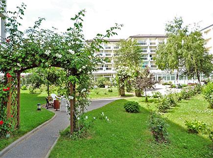 Etablissement d'Hébergement pour Personnes Agées Dépendantes - 74000 - Annecy - EHPAD Fondation du Parmelan