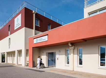 Centre de Soins de Suite - Réadaptation - 74370 - Argonay - Korian - Clinique Le Mont Veyrier