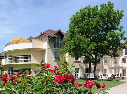 Etablissement d'Hébergement pour Personnes Agées Dépendantes - 74160 - Collonges-sous-Salève - Maison de Famille du Genevois  - EHPAD
