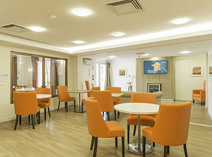 Centre de Soins de Suite - Réadaptation - 74399 - Thyez - Korian - Clinique Les Deux Lys