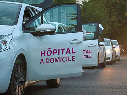 Hospitalisation A Domicile (HAD) - 74600 - Seynod - HAD Haute-Savoie Sud LNA Santé