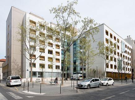 Etablissement d'Hébergement pour Personnes Agées Dépendantes - 75015 - Paris 15 - EHPAD Anselme Payen