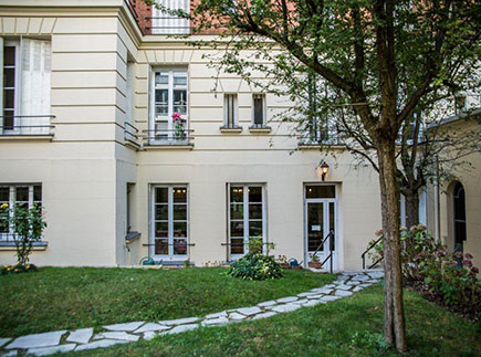 Résidence Autonomie - 75015 - Paris 15 - AGEFO Résidence Autonomie Pavillon M. de CATERS