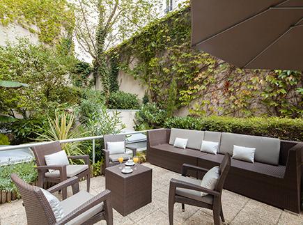 Etablissement d'Hébergement pour Personnes Agées Dépendantes - 75017 - Paris 17 - Korian Monceau
