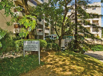 Etablissement d'Hébergement pour Personnes Agées Dépendantes - 75005 - Paris 05 - EHPAD Jardin des Plantes