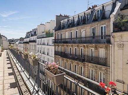 Etablissement d'Hébergement pour Personnes Agées Dépendantes - 75010 - Paris 10 - Korian Magenta