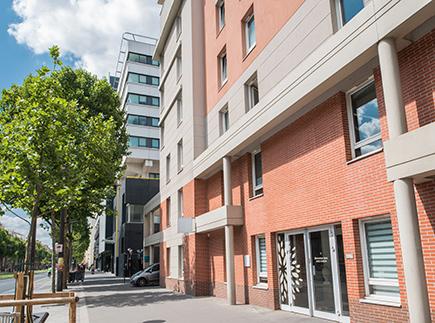 Etablissement d'Hébergement pour Personnes Agées Dépendantes - 75014 - Paris 14 - Korian Brune