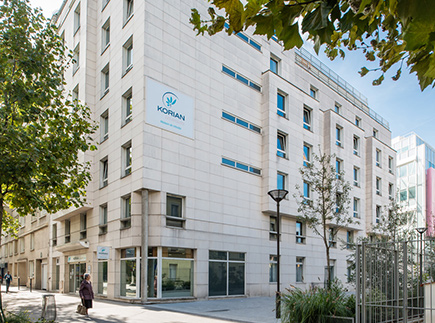 Etablissement d'Hébergement pour Personnes Agées Dépendantes - 75012 - Paris 12 - Korian Les Arcades
