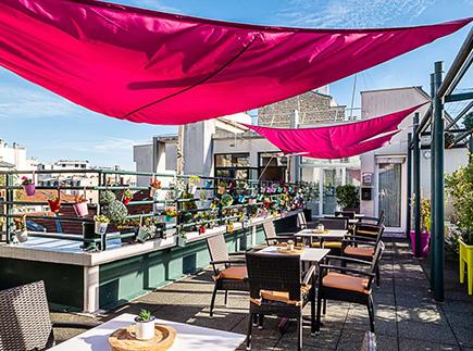 Etablissement d'Hébergement pour Personnes Agées Dépendantes - 75020 - Paris 20 - Korian Terrasses du XXème