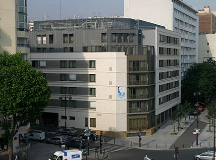 Etablissement d'Hébergement pour Personnes Agées Dépendantes - 75019 - Paris 19 - EHPAD Résidence Edith Piaf