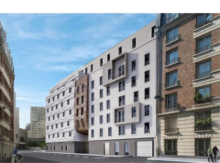 Etablissement d'Hébergement pour Personnes Agées Dépendantes - 75015 - Paris 15 - Résidence Castagnary