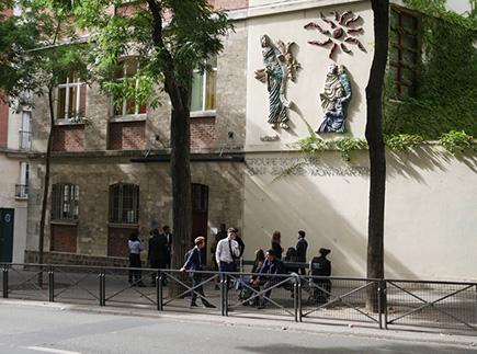 Lycée  Privé Saint Jean de Montmartre