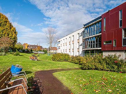 Etablissement d'Hébergement pour Personnes Agées Dépendantes - 76290 - Montivilliers - Korian Hauts de L'Abbaye