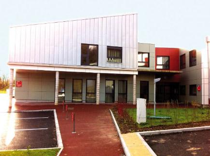 Maison d'Accueil Spécialisée - 76770 - Malaunay - La Maison des Lys - Maison d'Accueil Spécialisée